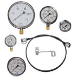 Pressure gauges,PTFE High Pressure Hydraulic Hose